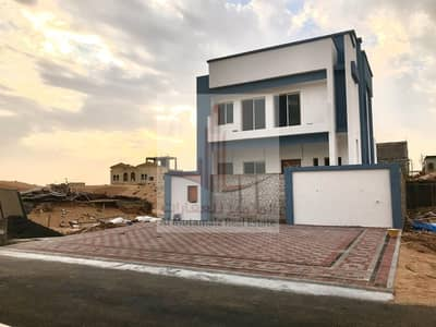Opportunity to sell a new villa, location and excellent price