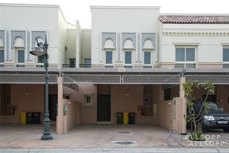 2 Bedroom Townhouse for Sale in Jumeirah Golf Estate, Dubai - Two Bed Plus Maid | Brand New | Townhouse