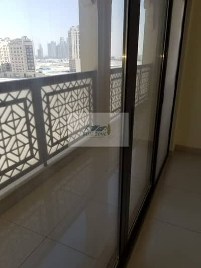 1 Bedroom Flat for Rent in Bur Dubai, Dubai - EXCELLENT 30 DAYS FREE 1BHK 2 BATHROOMS WITH POOL GYM PARKING LOCATED AT AL KHAIL ROAD IN 50K