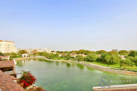 3 Bedroom Flat for Rent in Motor City, Dubai - Huge Three Bed | Lake Views | Unfurnished