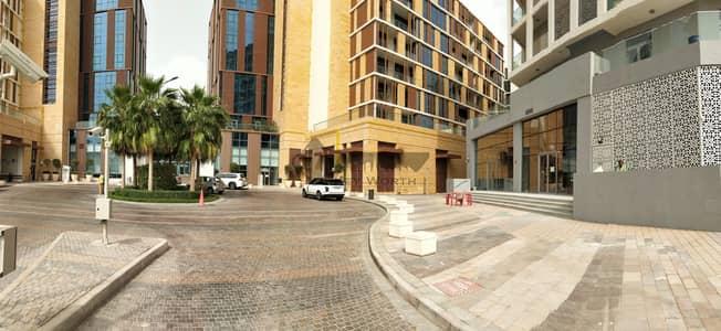 Opp. Building entrance Shops Chiller free in Jadaf Waterfront