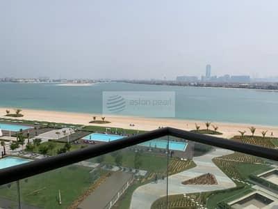 فلیٹ 2 غرفة نوم للايجار في نخلة جميرا، دبي - Brand New | 2 BR+Maid | Stunning Sea View | THE 8