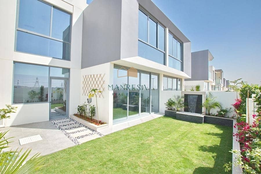 High Demand | Brand New Townhouse | Shk Zayed Rd