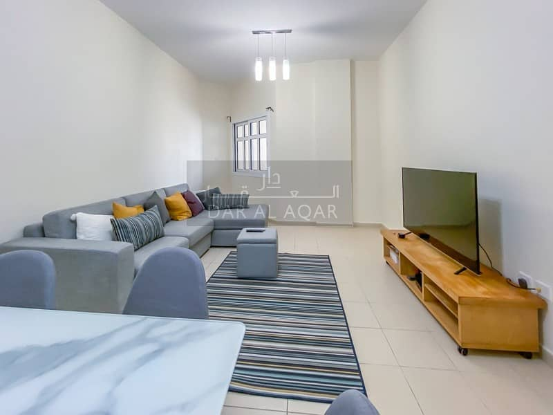 2 Bedroom Apartment w/ Maid Room | Summer Cluster