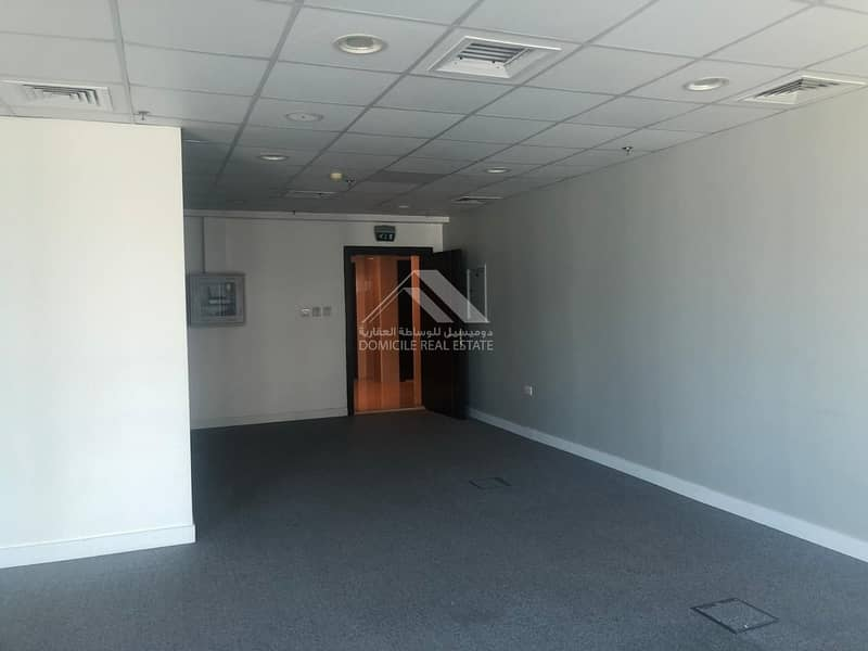 Fitted Office|Lake Central|Business Bay|For Sale
