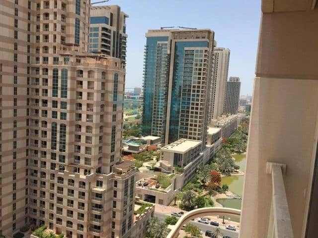 Serene Views of The Greens Community I 1 BR Mosela Tower