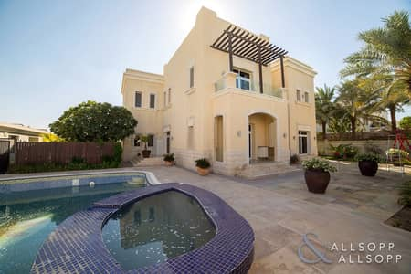 5 Bedroom Villa for Rent in Emirates Hills, Dubai - 5 Bedroom | Sector E | Lake Views | Quaint