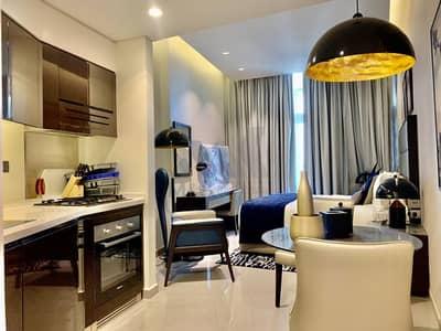 استوديو  للايجار في الخليج التجاري، دبي - شقة في داماك ميزون ماجستين الخليج التجاري 55000 درهم - 4538370