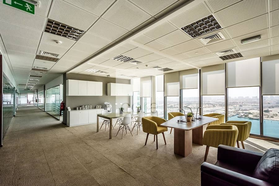 Ideally Located | Fitted Office | Sea View
