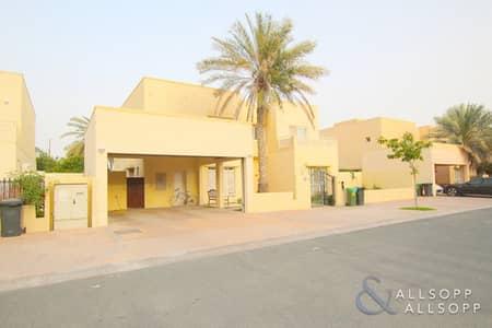 فیلا 5 غرف نوم للبيع في السهول، دبي - Corner Plot | Type 9 | Meadows 1