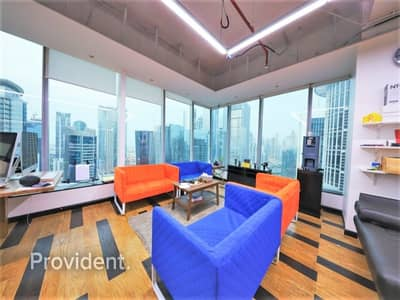 Office for Sale in Business Bay, Dubai - Well Maintained Office Space | 2 Allocated Parking