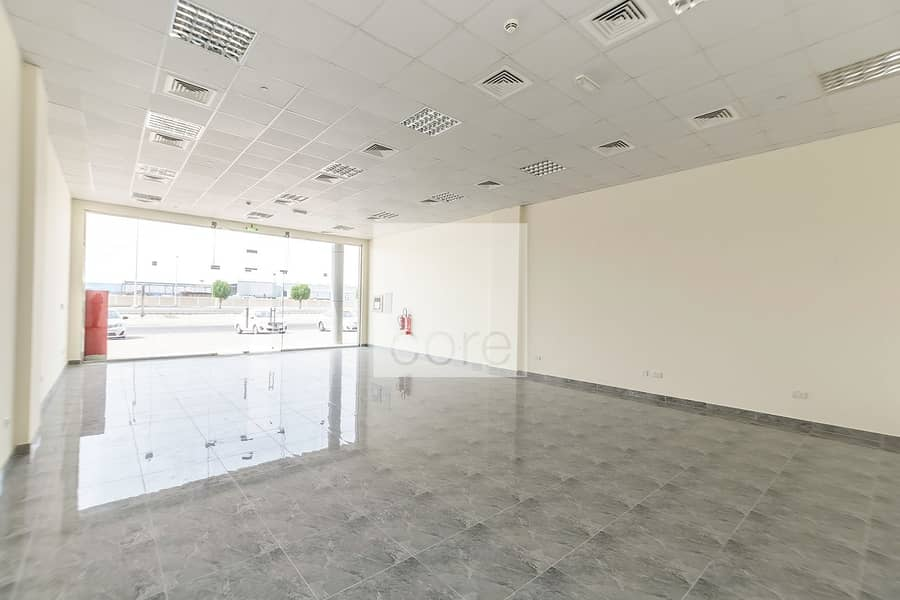 10  retail shop |Mussafah Area