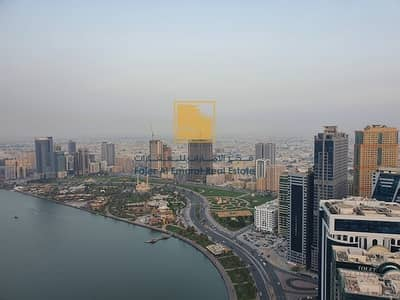 2 Bedroom Flat for Sale in Al Majaz, Sharjah - Spacious 2BHK&3 Halls Apartment in Bukhamsen Tower