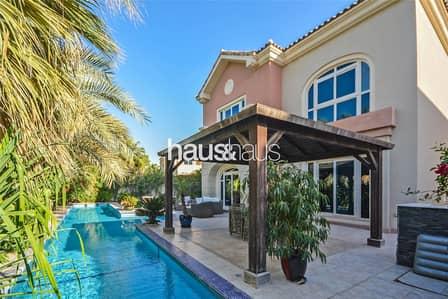 5 Bedroom Villa for Rent in Dubai Sports City, Dubai - C1 | Private Pool | Maintenance Contract