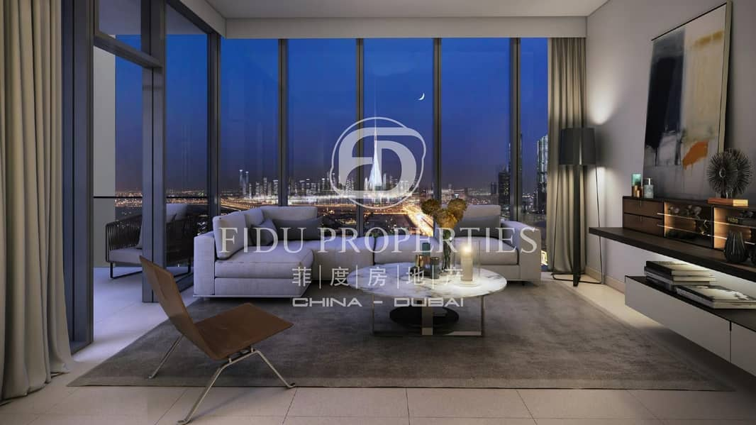 Best Resale | High Floor | Connected to Dubai Mall