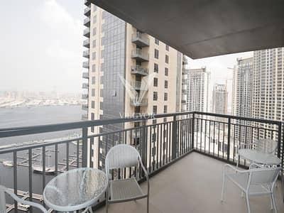 2 Bedroom Apartment for Rent in The Lagoons, Dubai - Designer Unit | Furnished 2BR | Dubai Creek