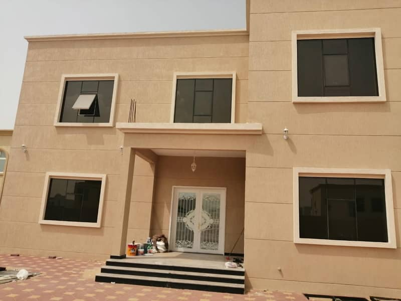 Excellent new villa for sale in al azra sharjah