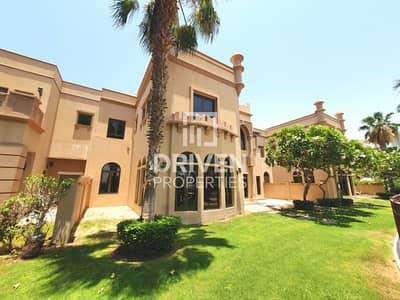 فیلا 4 غرف نوم للايجار في نخلة جميرا، دبي - Prime Location 4 Bed Villa in Canal Cove