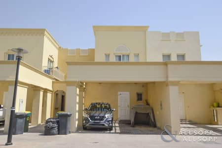 2 Bedroom Villa for Rent in The Springs, Dubai - 2 Bedrooms | Backs Pool and Park | Type 4M