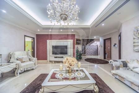 5 Bedroom Villa for Sale in Al Barsha, Dubai - Luxury villa | Fully furnished | Prime location