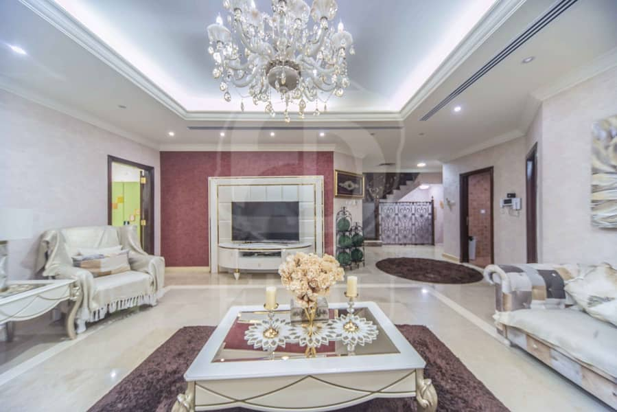 Luxury villa | Fully furnished | Prime location