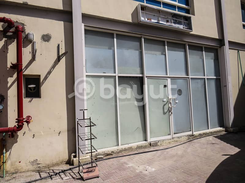 Direct from Owner! No commission! Spacious Warehouses available for Rent in Ajman Ind. Area 1