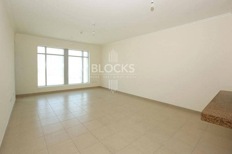 2 Spacious 1BR Apt for Rent in Burj Views.