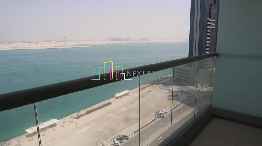 * Free Chiller*No Commission*Impressive 2 BR with Iconic Sea view