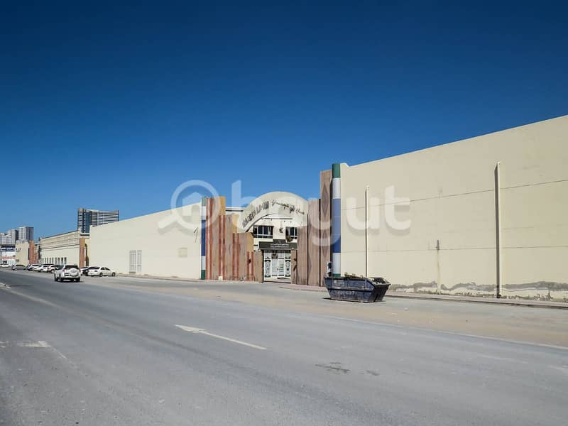 Available Warehouse For Rent in Ajman Industrial 1! Direct from owner!