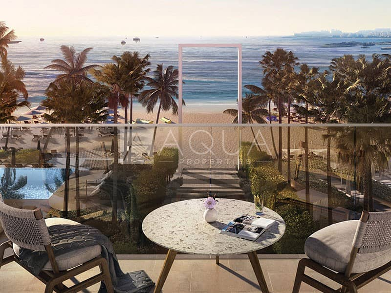 2 RESALE | ONLY 3BR For Sale | High Floor | Sea View