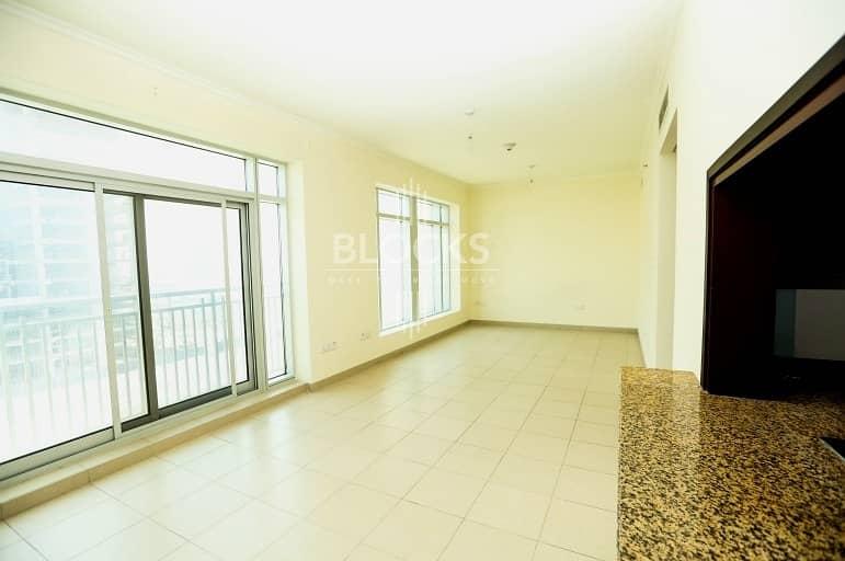 Spacious 1BR Apt for Rent in Burj Views.