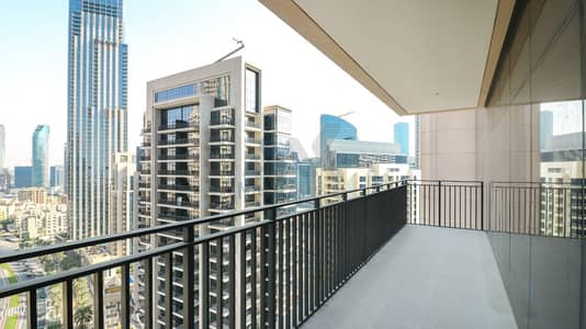 3 Bedroom Flat for Rent in Downtown Dubai, Dubai - Immaculate   Fully Furnished   Downtown View