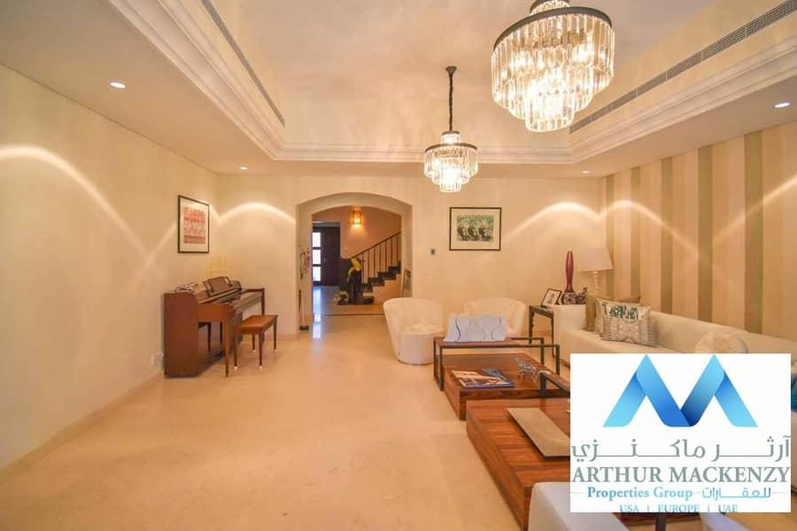 4 Bedroom Villa for Rent in Casa Familia Green Cummunity in MotorCity