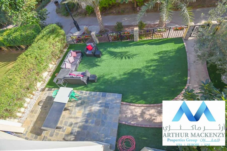13 4 Bedroom Villa for Rent in Casa Familia Green Cummunity in MotorCity
