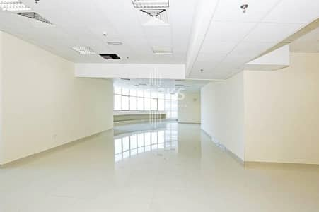 Vacant Fitted Office Space in Jumeirah Lake Towers.