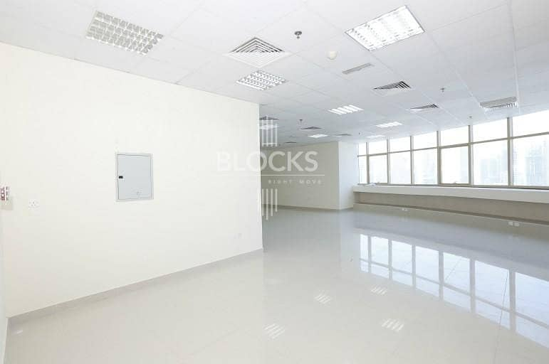 2 Vacant Fitted Office Space in Jumeirah Lake Towers.