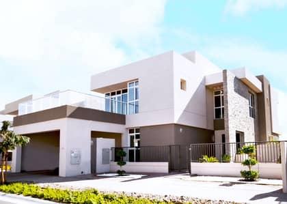فیلا 3 غرف نوم للايجار في واحة دبي للسيليكون، دبي - Front One
