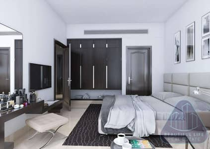 1 Bedroom Apartment for Sale in Dubailand, Dubai - Full Furnished 1BRBurj khalifa view&Luxurious living!No commission&Easy payment plan!