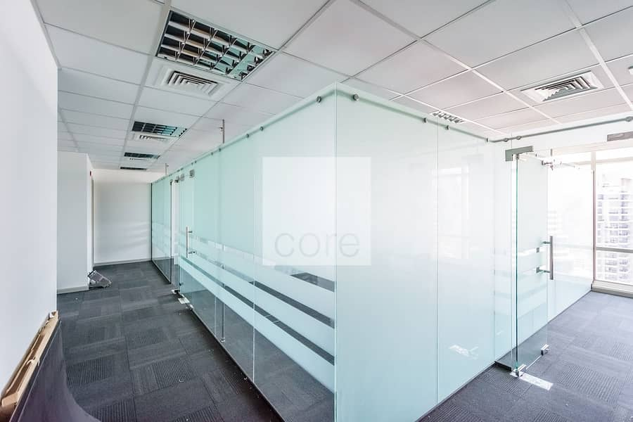 Fitted Office | Prime Location | High Floor
