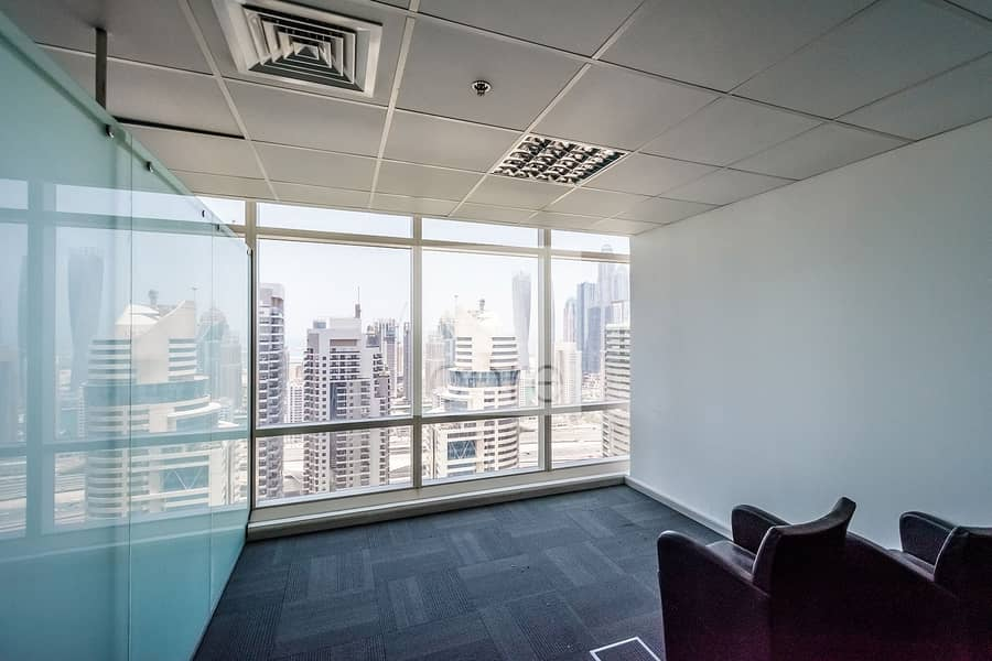 2 Fitted Office | Prime Location | High Floor