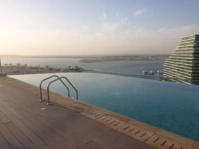 2 Bedroom Apartment for Rent in Al Raha Beach, Abu Dhabi - Stunning 2 Bedroom Apartment with Full Sea Views !