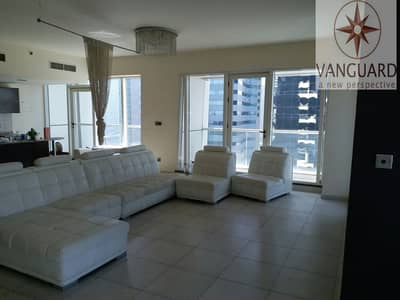 1 Bedroom Apartment for Rent in Jumeirah Lake Towers (JLT), Dubai - Unfurnished Large 1Bedroom Apartment in Dubai Arch