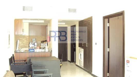 1 Bedroom Apartment for Rent in Jumeirah Village Circle (JVC), Dubai - Fully Furnished 1BHK in Jumeirah Village Circle
