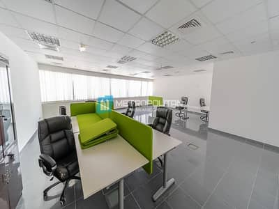 Office for Rent in Business Bay, Dubai - Fitted office for rent