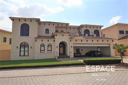 5 Bedroom Villa for Sale in Jumeirah Golf Estate, Dubai - Showstopper   Immaculate   Lake View