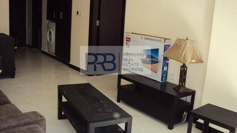 Fully Furnished 1BHK in Jumeirah Village Circle