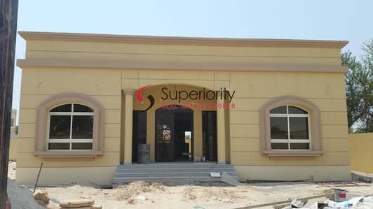Fully renovated 4BR+M villa next to Al Quze Park
