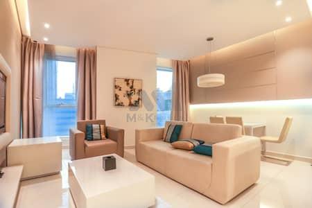 فلیٹ 3 غرف نوم للبيع في الخليج التجاري، دبي - شقة في داماك ميزون ذا فوغ الخليج التجاري 3 غرف 1499999 درهم - 4542859