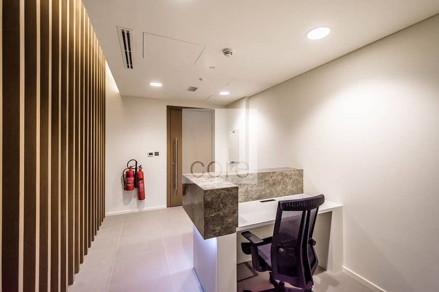 Mid Floor   Fitted and Furnished Office