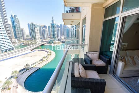 1 Bedroom Apartment for Sale in Dubai Marina, Dubai - Park Island | Partial Marina | Immaculately Kept
